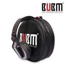 BUBM Earphones Round Storage case Bag for Pioneer HDJ 500 HDJ1000 Headphones