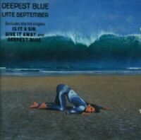 DEEPEST BLUE late september (CD, album, 2004) house, downtempo, very good,
