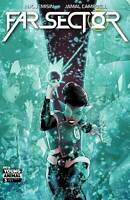 Far Sector #3 (of 12) (MR) (2020 Dc Comics) First Print Campbell Cover