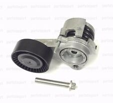 BMW Drive Belt Tensioner with Pulley + Bolt Brand New