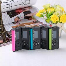 USB MP3-Player mit 32 GB Digitaler LCD-Bildschirm Plug-in-Digital Radio Player