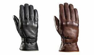 IXON PRO NODD Waterproof Winter Cruiser Leather Insulated Motorcycle Gloves