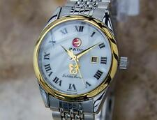 Rado Golden Horse Unisex Vintage Automatic 1970s Stainless St Dress Watch Y100