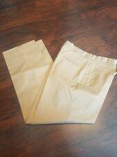 T-236 true vintage ARMY tan 445 trousers ,pants, slacks 31×29
