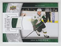 (63977) 2013-14 UPPER DECK ERIC LINDROS GAME JERSEY (DALLAS) #GJ-LI