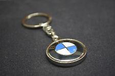Stainless Keyring Key Ring Key Chain with BMW Logo Series 3 5 6 7 M3 5 7 X5 X6