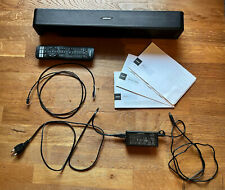 Bose Solo 5 TV Sound System | Bluetooth Soundbar Box schwarz