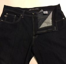 "EUC>>Men's Jeans>>Point Zero>>Size 38X30 (hemmed to 28"")>>Zipper>>Cotton Blend"