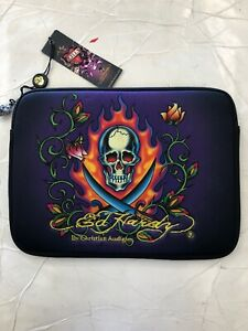 """New Ed Hardy Laptop Sleeve for MacBook Pro 11"""""""