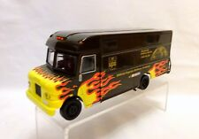 UPS FLAMES 2001 Limited Edition 1:32 Die-Cast NASCAR Van RACE THE TRUCK    (29)