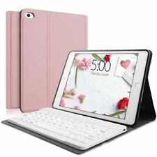 KeyboardCase Compatible with iPadMini5/4/3/2/ (Rose Gold,Mini)