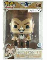 New Funko Pop General Mills 10 Inch Count Chocula #60 Funko Shop Exclusive