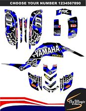 YAMAHA RAPTOR 660 660R FULL GRAPHICS DECALS STICKERS KIT ATV