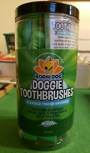 Doggie Finger Toothbrushes, 45