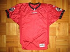1996 Blank Authentic TB Buccaneers jersey 48 WILSON RED PRO-Line Vintage