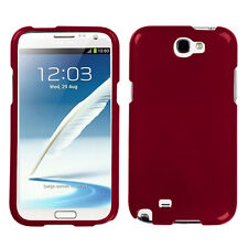 For Samsung Galaxy Note II 2 HARD Protector Case Snap On Phone Cover H