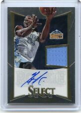 2012-13 SELECT #256 KENNETH FARIED AUTOGRAPH AUTO JERSEY RC SP #188/249, NUGGETS