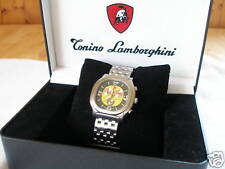 Tonino LAMBORGHINI  Chronograph Swiss Movement Watch