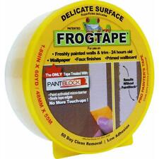 "Delicate 1.88"" Frog Tape ShurTech 280222 low adhesion delicate surfaces 3PK"