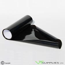 30cm x 100cm Fumo Scuro Nero Tint Film fari, luci di coda auto Vinile Wrap