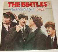 The Beatles  ‎–  Rock 'N' Roll Music Vol. 2 - Vinyl LP