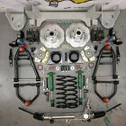 1964 - 1970 Ford Mustang II 2 Complete Front End Suspension Kit IFS 2 Inch Drop