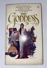The Goddess by Miranda Seymour (Berkley, 1981) PB
