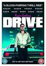 Drive Ryan Gosling, Carey Mulligan, Christina Hendricks NEW SEALED UK R2 DVD