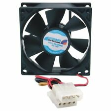 Startech.com 80mm Dual Ball Bearing Cpu Case Fan Lp4 - 80mm - 3000rpm (fanbox)