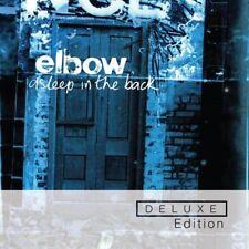 Asleep In The Back: Deluxe Edition - Elbow (2009, CD NIEUW)3 DISC SET