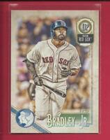 Jackie Bradley Jr  2018 Topps Gypsy Queen GQ LOGO SWAP Card #244 Boston Red Sox