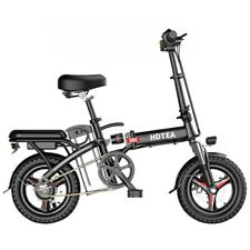 Folding Electric Bike Suitable For Adults 250W Ebike with Lithium Battery USA