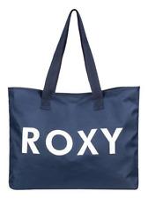 BNEW ROXY Wildflower 28L Tote Bag,Navy Blue