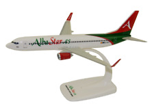 AlbaStar 1:200 Boeing 737-800 Collectable Scale Model Aircraft Airplane B738 NEW