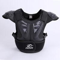 1 pcs Kids Motocross Body Armour Motorbike Jacket Vest Chest Back Protector