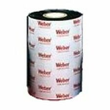 Weber Fastprint Plus Thermal Transfer Ribbons for Zebra Printers x12