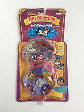 POLLY POCKET Vintage Disney 1995 Minnie and Mickey Mouse **NEW & SEALED**