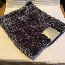 Home Dynamix Plush Microfiber Bath Rug 24in X 40in