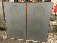 Braun L 710 1 Paar Lautsprecher