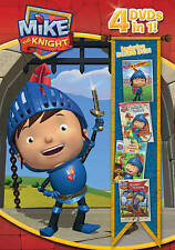 Mike the Knight: Mike the Knight 4 Pack
