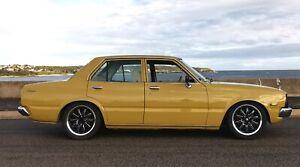 Toyota Corona RT104 Manual old school classic sedan corolla JDM
