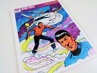 Vintage Misprint? (Star Trek) 1978 Frame Tray Puzzle by Whitman 8 1/4X11