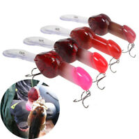 140mm/26.5g Bass spinner Kranzbänder Tackle Fish Hooks Angellure für Penis