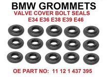 VALVE COVER GROMMETS / BOLT SEALS  FOR BMW E46,E39, E60, E83 ;323,325,330,X5,Z3