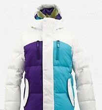 Burton Dandridge Down Snowboard Jacket (M) Bright White
