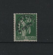 "FRANCE STAMP TIMBRE PREOBLITERE 69 "" TYPE PAIX 30c VERT "" NEUF xx LUXE RARE T138"