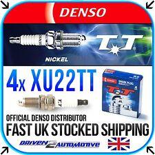 4x DENSO XU22TT NICKEL TT SPARK PLUGS FOR FIAT PANDA Van (169_) 1.2 4x4 09.04-