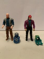 Alex Sector And Buddie Hawks M.A.S.K. MASK 1986 Vintage