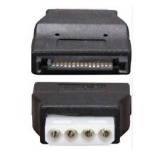 GC154 SATA 15Pin (MALE) to Molex 4Pin (FEMALE) Adapter/Converter