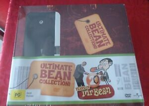 MR BEAN - ULTIMATE BEAN COLLECTION- 20 YEARS OF MR BEAN -  FACTORY SEALED